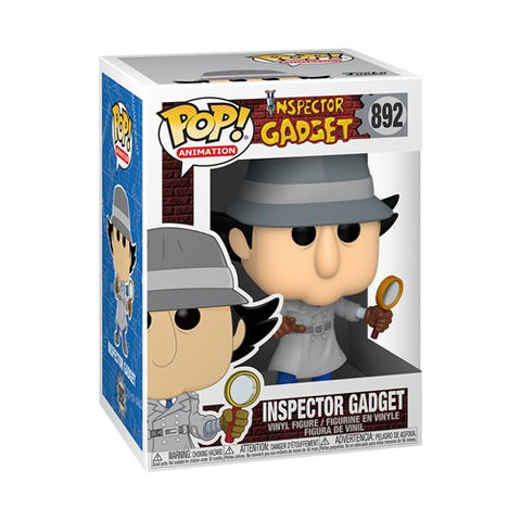 Funko Pop! Animation: Inspector Gadget #892