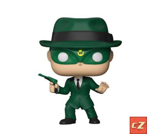 Funko Pop! Television: Green Hornet #661 (1960) Specialty Series Exclusive *New In Box* - collectorzown