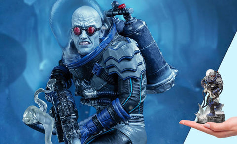 PRE-ORDER: Iron Studios Mr. Freeze 1/10 Scale Statue