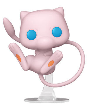 Funko Pop! Games: Pokemon Mew #643