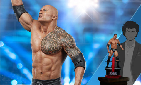 PRE-ORDER: PCS Collectibles The Rock Statue
