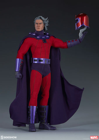 PRE-ORDER: Sideshow Collectibles Magneto Sixth Scale Figure
