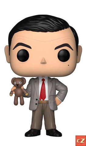 Funko Pop! Television: Mr. Bean *New In Box* - CollectorZown