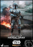 PRE-ORDER: Hot Toys The Mandalorian Death Watch Mandalorian Sixth Scale Figure