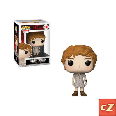 Funko Pop! Movies: IT Beverly Marsh #539 *New In Box* - CollectorZown