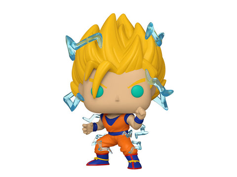 PRE-ORDER: Funko Pop! Animation: Dragon Ball Super Saiyan 2 Goku PX Previews Exclusive