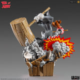 PRE-ORDER: Iron Studios Tom & Jerry 1/3 Prime Scale Statue