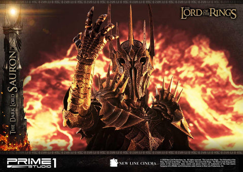 PRE-ORDER: Prime 1 Studio Premium Masterline The Dark Lord Sauron Statue