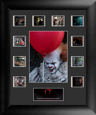 FilmCells: IT (Pennywise and Balloon) Horror Mini Montage FilmCells Presentation