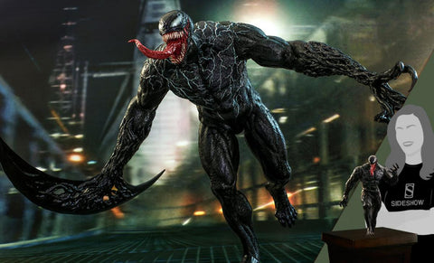 PRE-ORDER: Hot Toys Marvel Venom Sixth Scale Figure