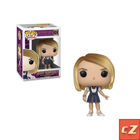 Funko Pop! Television: Gossip Girl Jenny Humphrey #624 *New In Box* - CollectorZown