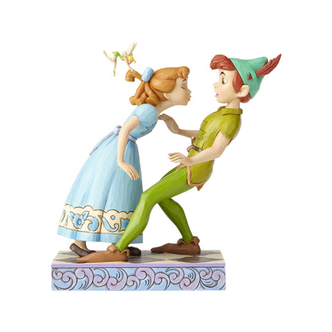 Enesco: Disney Traditions Peter Pan, Wendy & Tinker Bell Statue