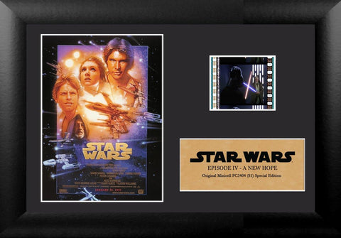 FilmCells: Star Wars Episode IV: A New Hope (S1) Minicell