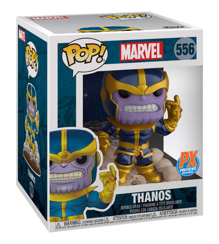 PRE-ORDER: Funko Pop! Marvel Thanos #556 PX Previews Exclusive
