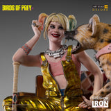 PRE-ORDER: Iron Studios Harley Quinn & Bruce Deluxe 1/10 Scale Statue