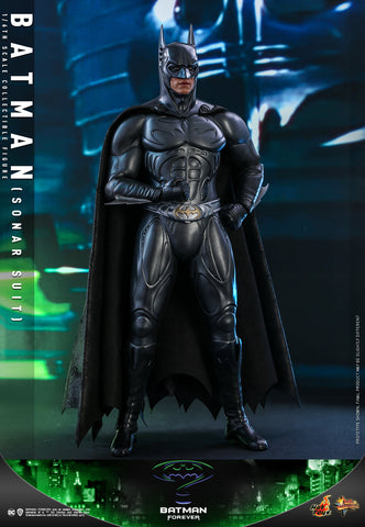 PRE-ORDER: Hot Toys Batman Forever Batman Sixth Scale Figure