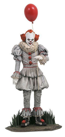 Diamond Select It Chapter 2 Gallery Pennywise Statue
