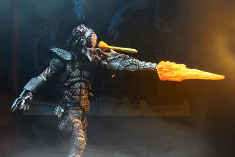 PRE-ORDER: NECA Predator 2 : Ultimate Guardian 7 inch Scale Action Figure