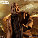 PRE-ORDER: Mezcotoyz Planet of the Apes (1968): Dr. Zaius One:12 Action Figure