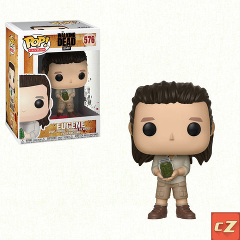 PRE-ORDER: Funko Pop! Television: The Walking Dead Eugene #576