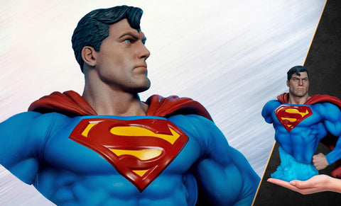PRE-ORDER: Sideshow Collectibles Superman Bust
