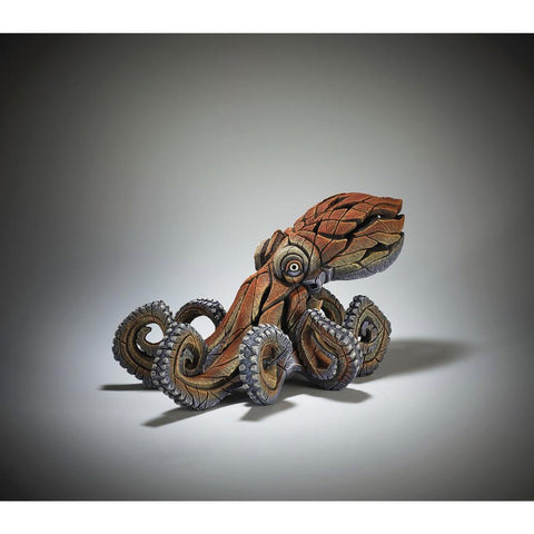 PRE-ORDER: Enesco Edge Sculpture Octopus Statue