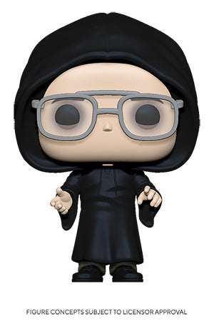 PRE-ORDER: Funko Pop! TV: The Office Dwight as Dark Lord Specialty Series Exclusive