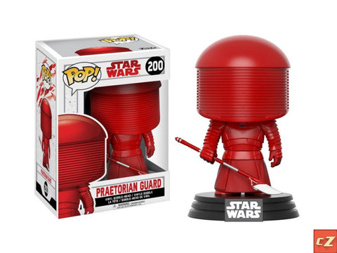 Funko Pop! Star Wars: The Last Jedi Preatorian Guard #200 *New In Box* - CollectorZown
