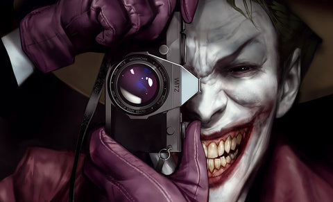Sideshow Collectibles The Killing Joke Art Print