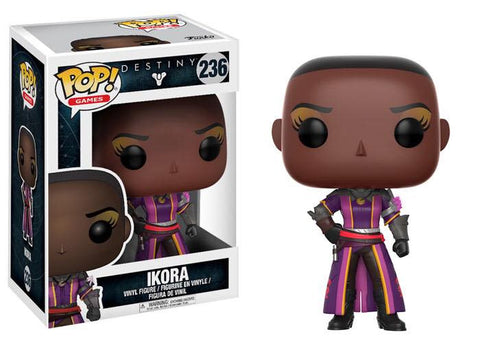 Funko Pop! Games: Destiny Ikora #236 *New In Box* - collectorzown