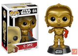 Funko Pop! Star Wars: The Force Awakens C-3PO #64 *New In Box* - CollectorZown
