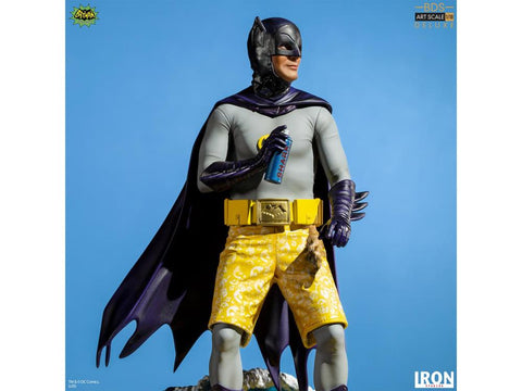 PRE-ORDER: Iron Studios Classic TV Series Battle Diorama Series Batman 1/10 Art Scale Statue