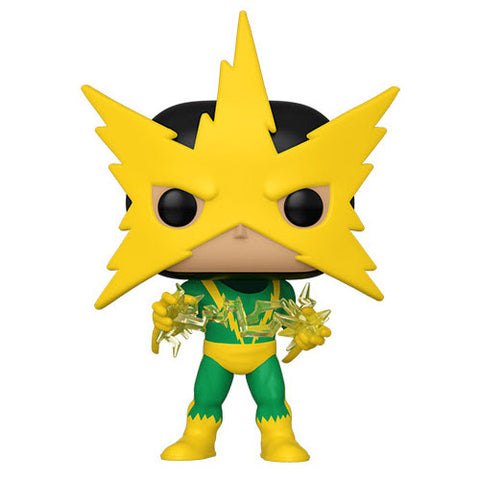 Funko Pop! Marvel: 80th First Appereance Electro Specialty Series Exclusive