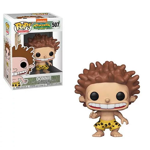 Funko Pop! Animation: The Wild Thornberrys Donnie #507