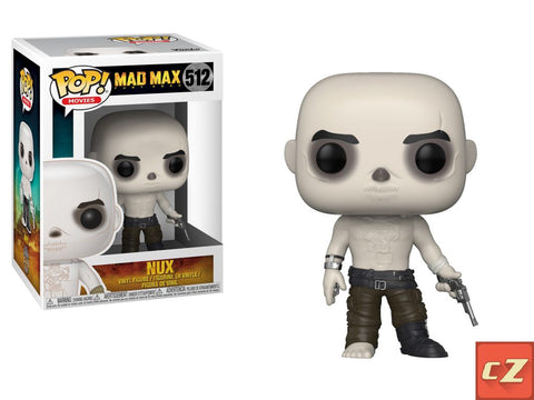 Funko Pop! Movies: Mad Max Fury Road Nux (Shirtless) *New In Box* - CollectorZown