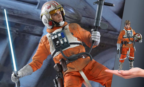 PRE-ORDER: Hot Toys Luke Skywalker™ (Snowspeeder Pilot) Sixth Scale Figure