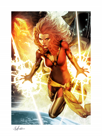 PRE-ORDER: Sideshow Collectibles Dark Phoenix Art Print