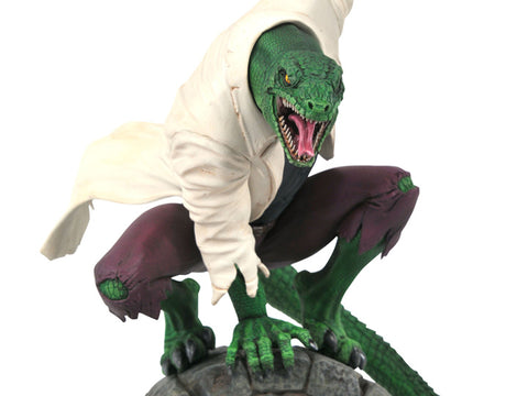 PRE-ORDER: Marvel Premier Collection Lizard Statue 1:7 Scale Bust