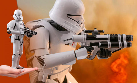 PRE-ORDER: Hot Toys Star Wars Jet Trooper Sixth Scale Figure