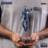 Iron Studios Pepper Potts In Rescue Suit 1/10 Scale Statue