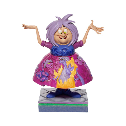 PRE-ORDER: Enesco Disney Traditions Madam Min with Scene Statue