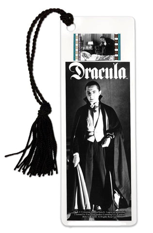 Filmcells Universal Monsters Dracula (Bela Lugosi) Horror Bookmark