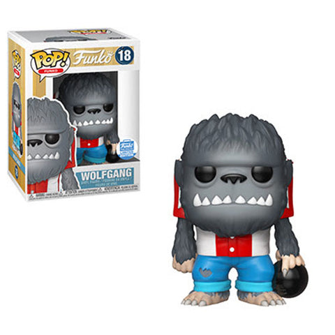 Funko Pop! Funko: Wolfgang #18 Funko-Shop Exclusive