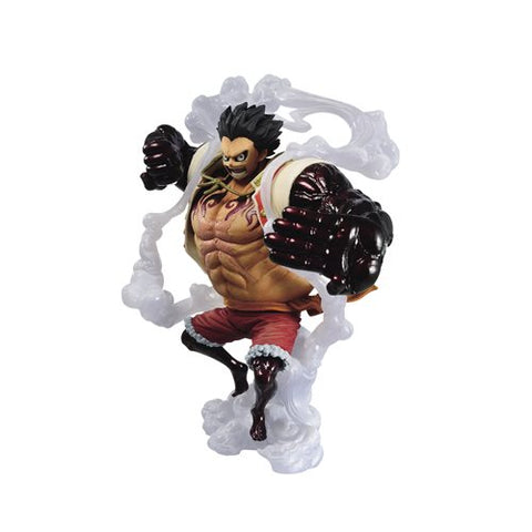 Banpresto One Piece King of Artist Monkey D. Luffy Gear4: Boundman Statue