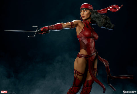 Sideshow Collectibles Elektra Premium Format Figure