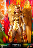 PRE-ORDER: Hot Toys Golden Armor Wonder Woman Sixth Scale Figure