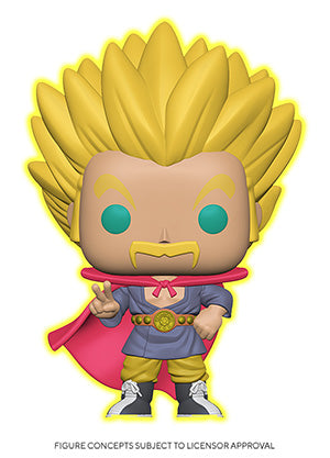 Funko Pop! Animation: Dragon Ball Super Super Saiyan Hercule Specialty Series Exclusive