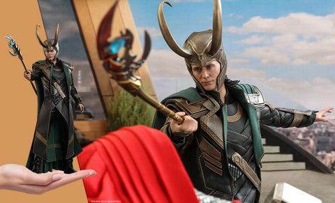 PRE-ORDER: Hot Toys Loki Sixth Scale Figure