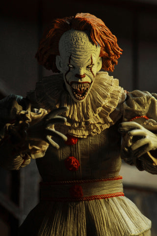 "PRE-ORDER: NECA IT: Ultimate Well House Pennywise 7"" Action Figure"