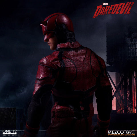 PRE-ORDER: Mezcotoyz One:12 Netflix Daredevil - CollectorZown